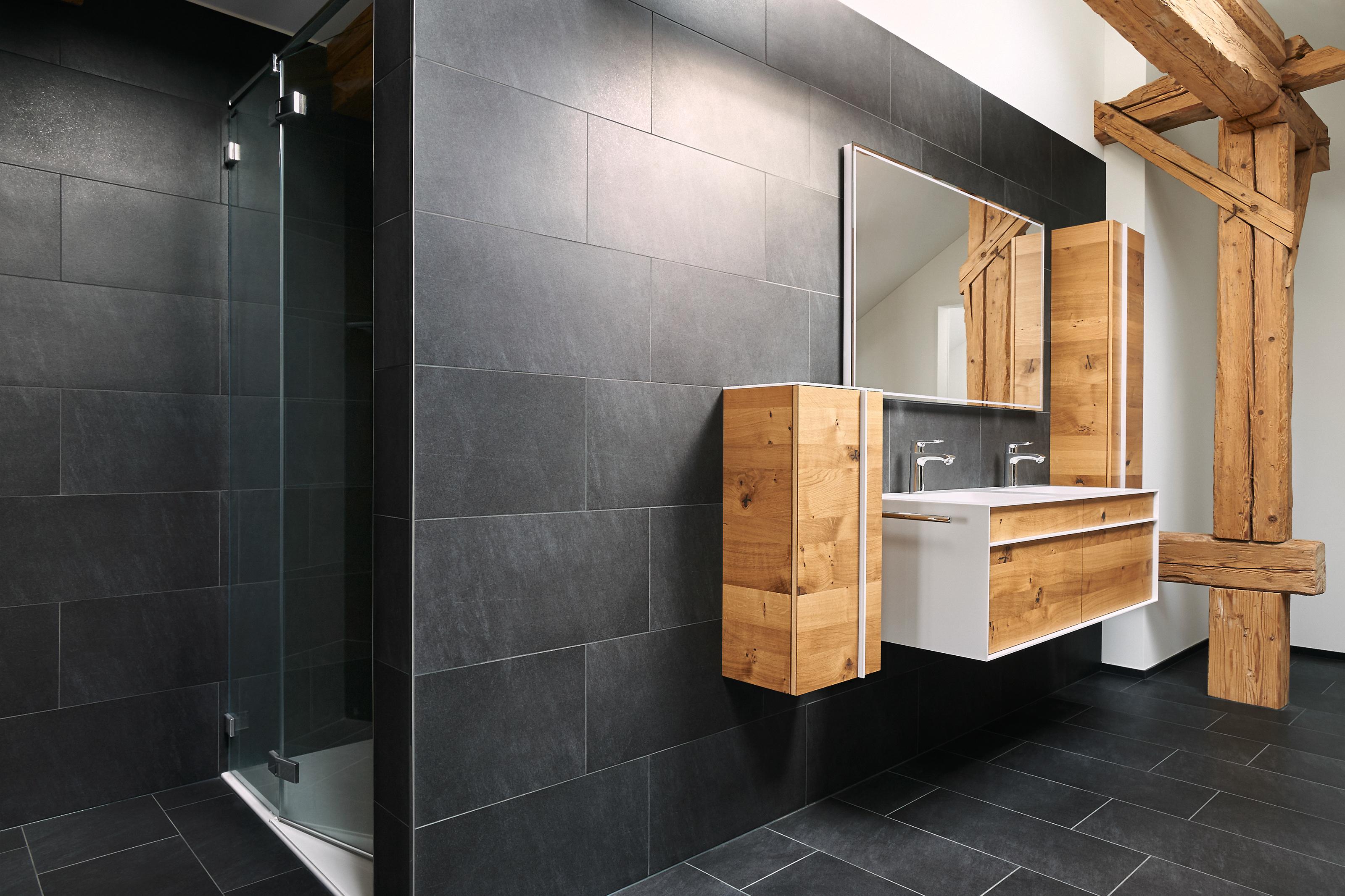 Wandbelag bad best vinyl badezimmer with wandbelag bad for Marmorputz badezimmer